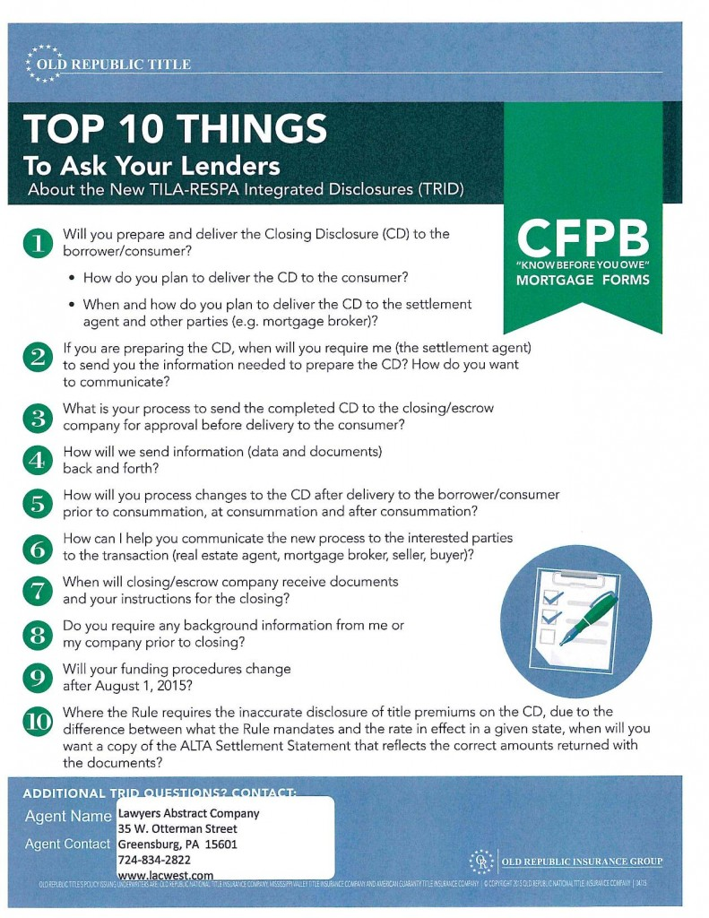 Top 10 Things to ask Lenders-page-001